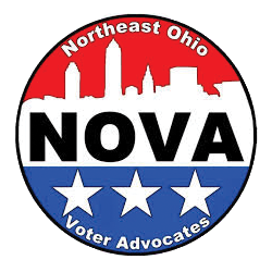 The Northeast Ohio Voter Advocates (NOVA)
